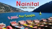 Nainital Tour Packages for Couple